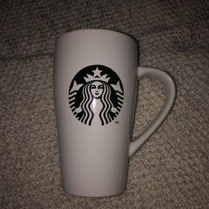 Starbucks 1 fl oz White Mug